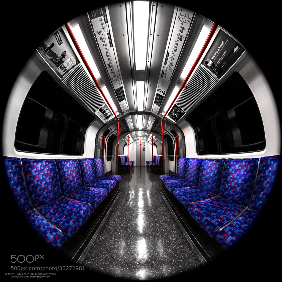 Photograph Going Underground by jo williams on 500px