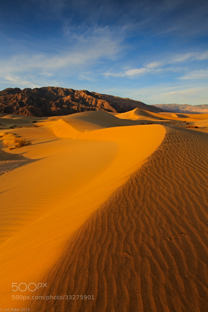 Photograph Mesquite Sand Dunes by Jet Rabe on 500px