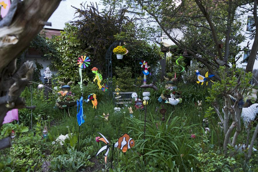 Trash Garden