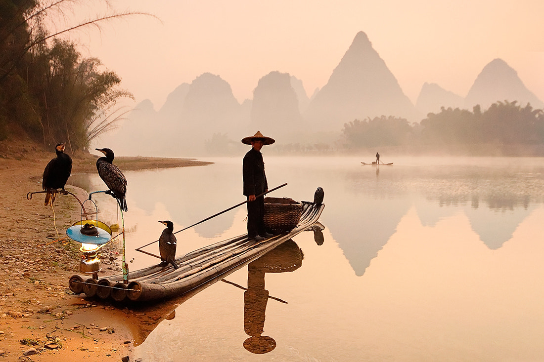 Photograph Fisherman of Dreams by Joel Santos on 500px