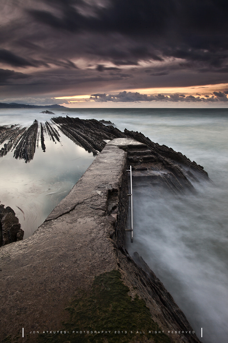 Photograph Sea stairs by Jontake . . on 500px
