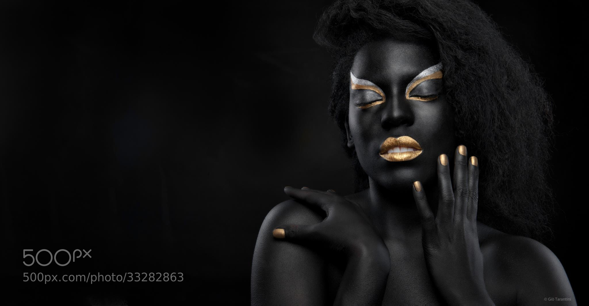 Photograph BlackMagicWoman by Giò Tarantini on 500px