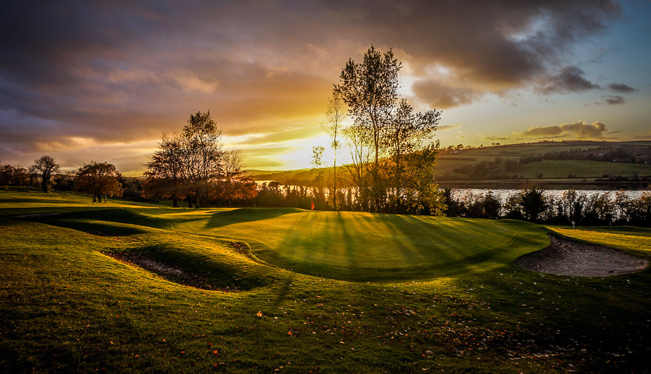 Photograph Golf by Sam Smallwoods on 500px
