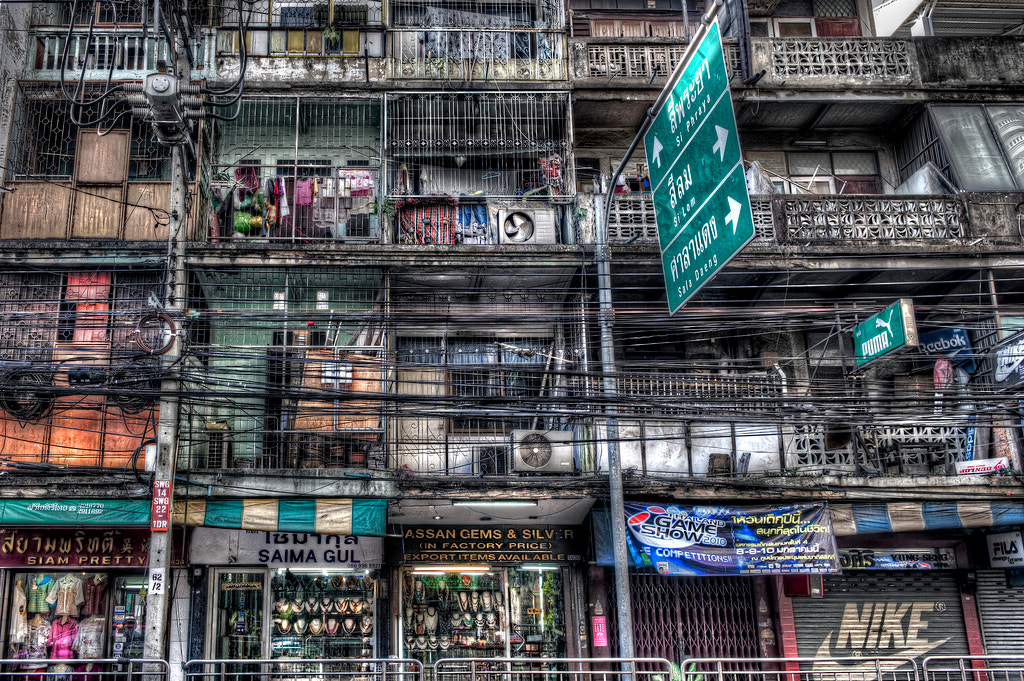 Photograph One Soi In Bangkok by Jon Sheer on 500px