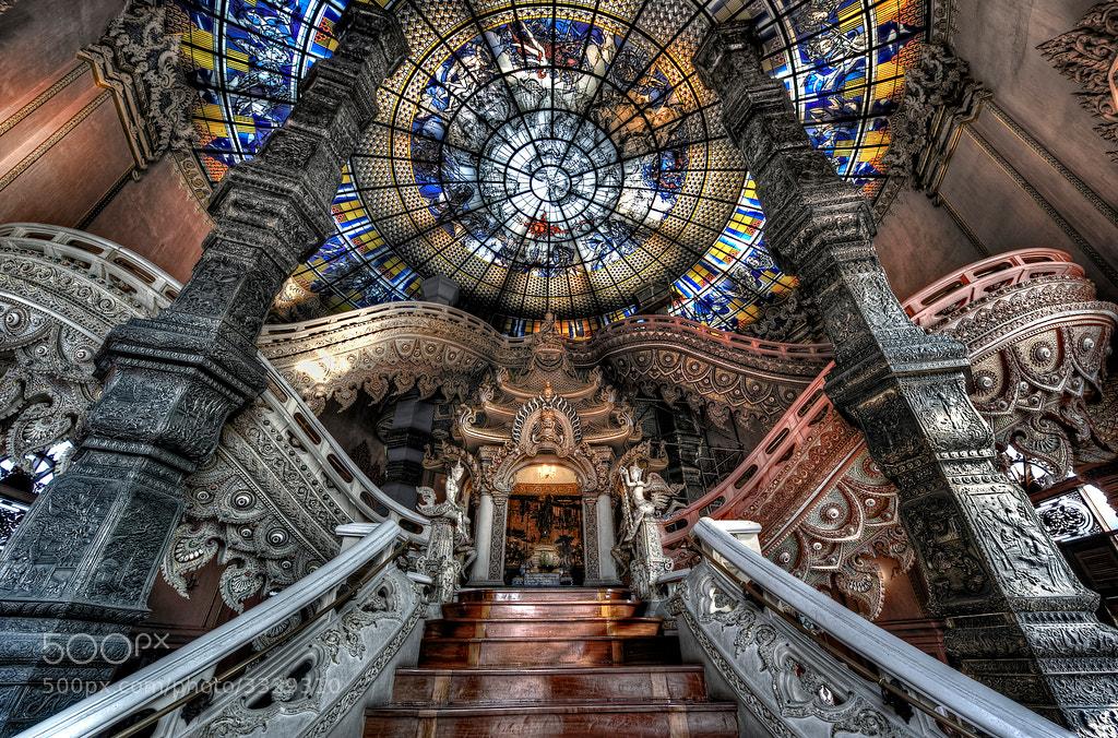 Photograph The Inner Sanctum by Jon Sheer on 500px