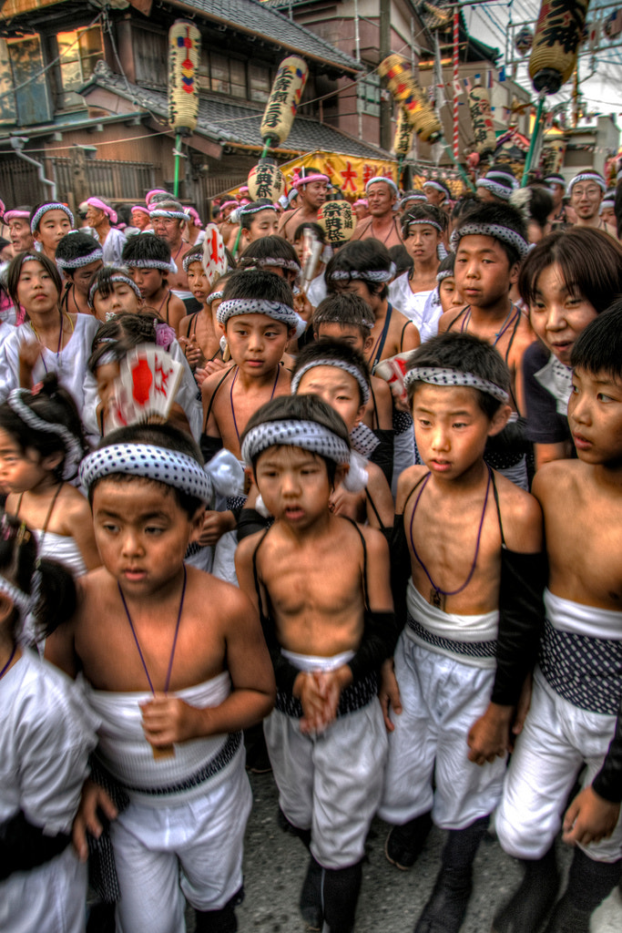 Photograph The Children's Brigade by Jon Sheer on 500px