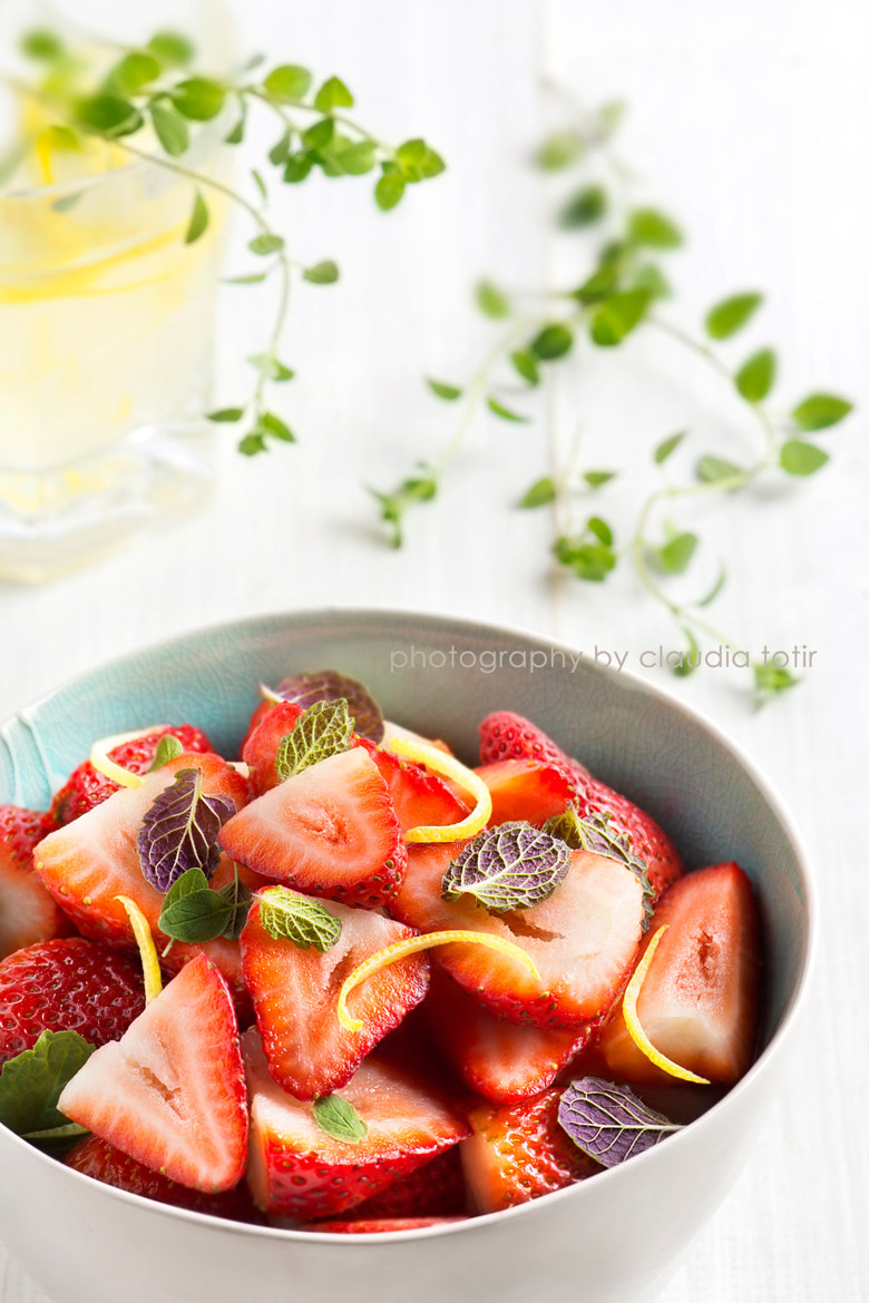 Photograph Strawberries by Claudia Totir on 500px