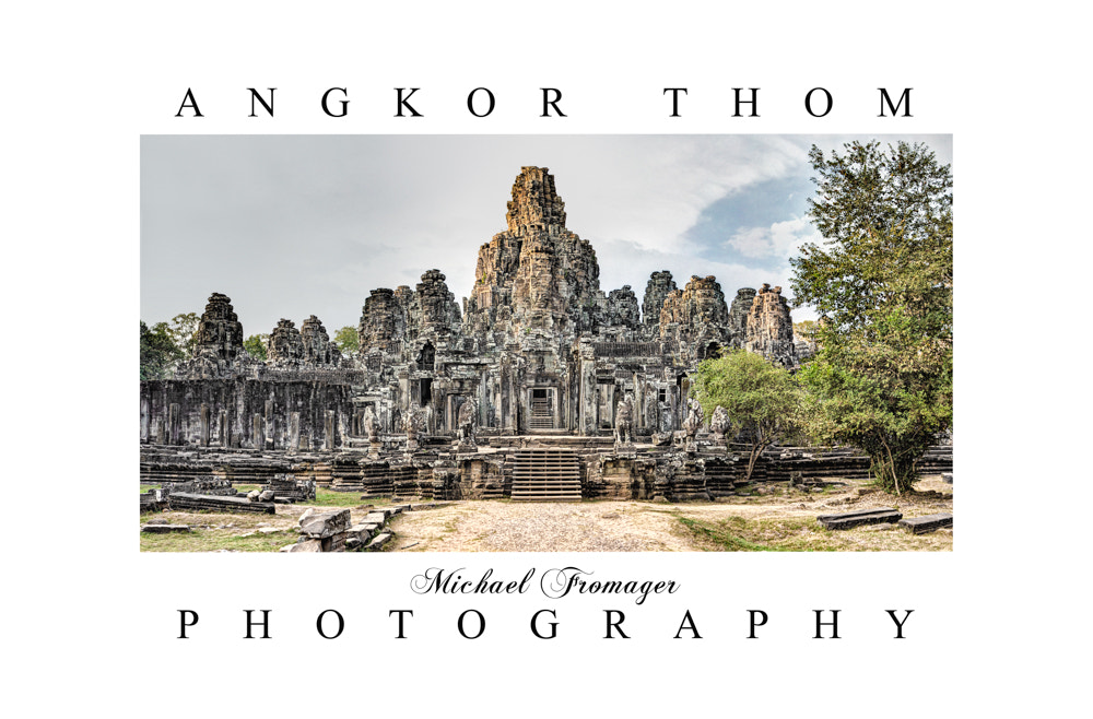 Photograph ANGKOR THOM 14 by Michael  Fromager on 500px