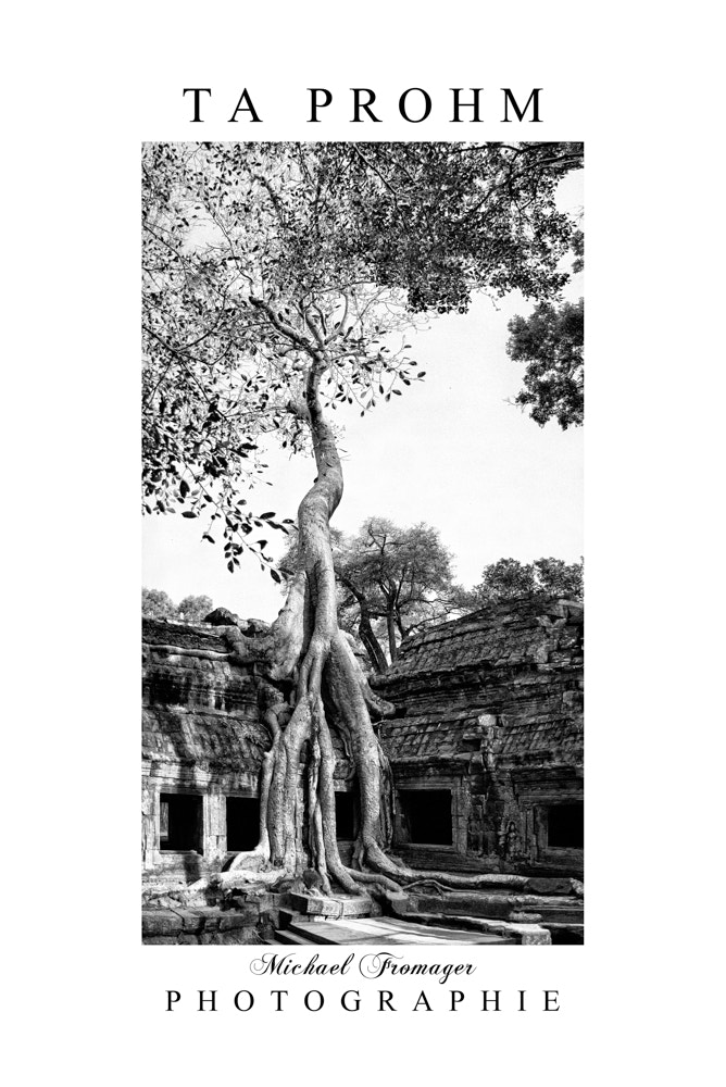 Photograph TA PROHM by Michael  Fromager on 500px