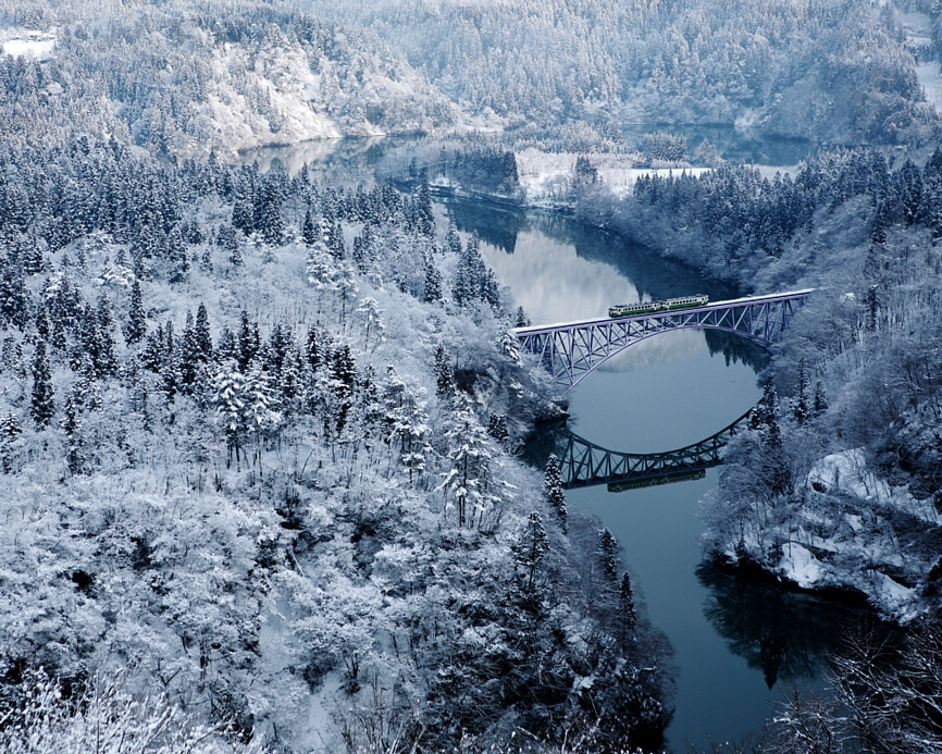 Cold valley2, автор — HIDE KTG на 500px.com