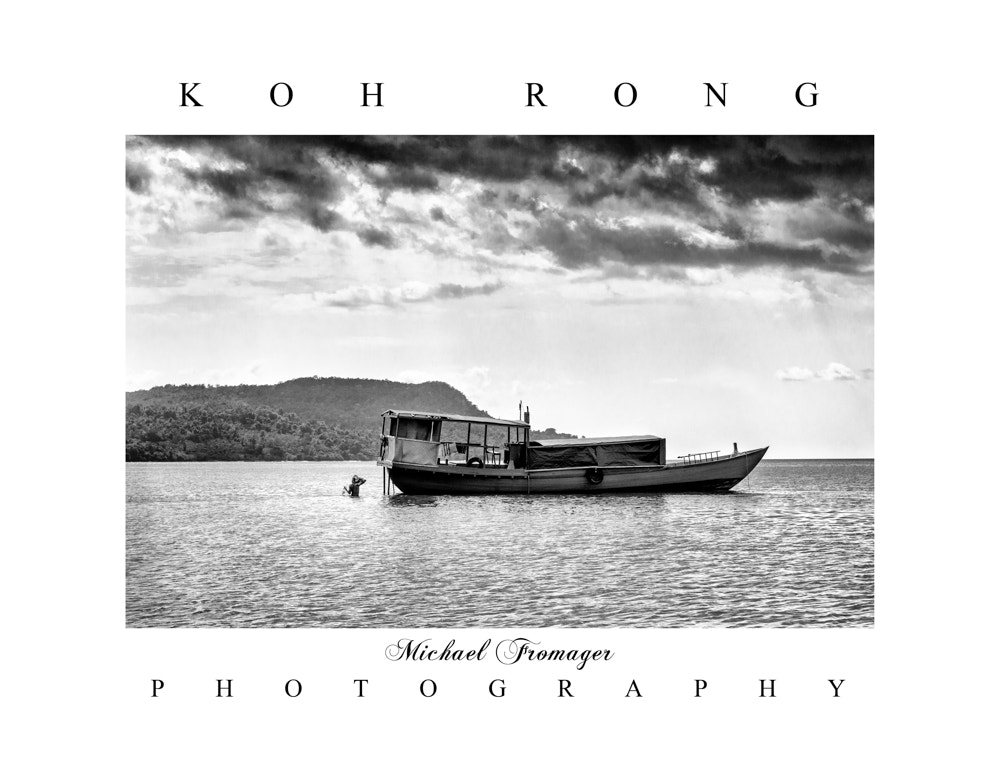 Photograph KOH RONG ISLAND by Michael  Fromager on 500px