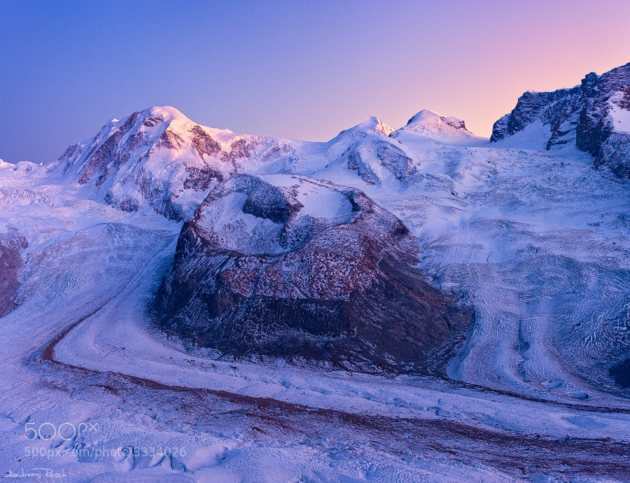Photograph Glacier Light by Andreas Resch on 500px