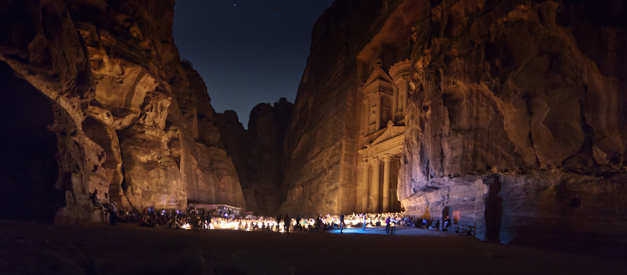 Photograph Petra - Tourist Hub by Mike Lewis on 500px