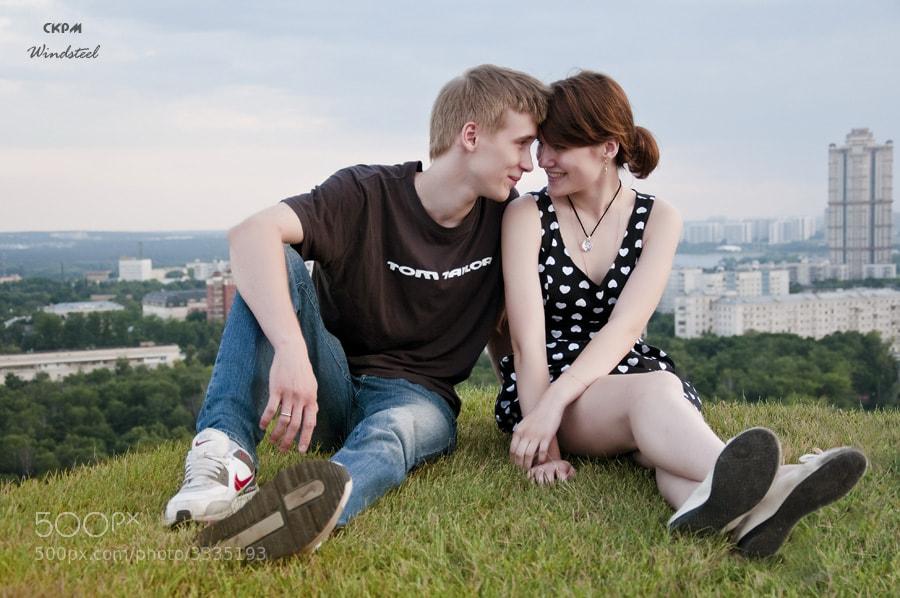 Photograph On first grass (На первой траве) by Andrey Porutin on 500px