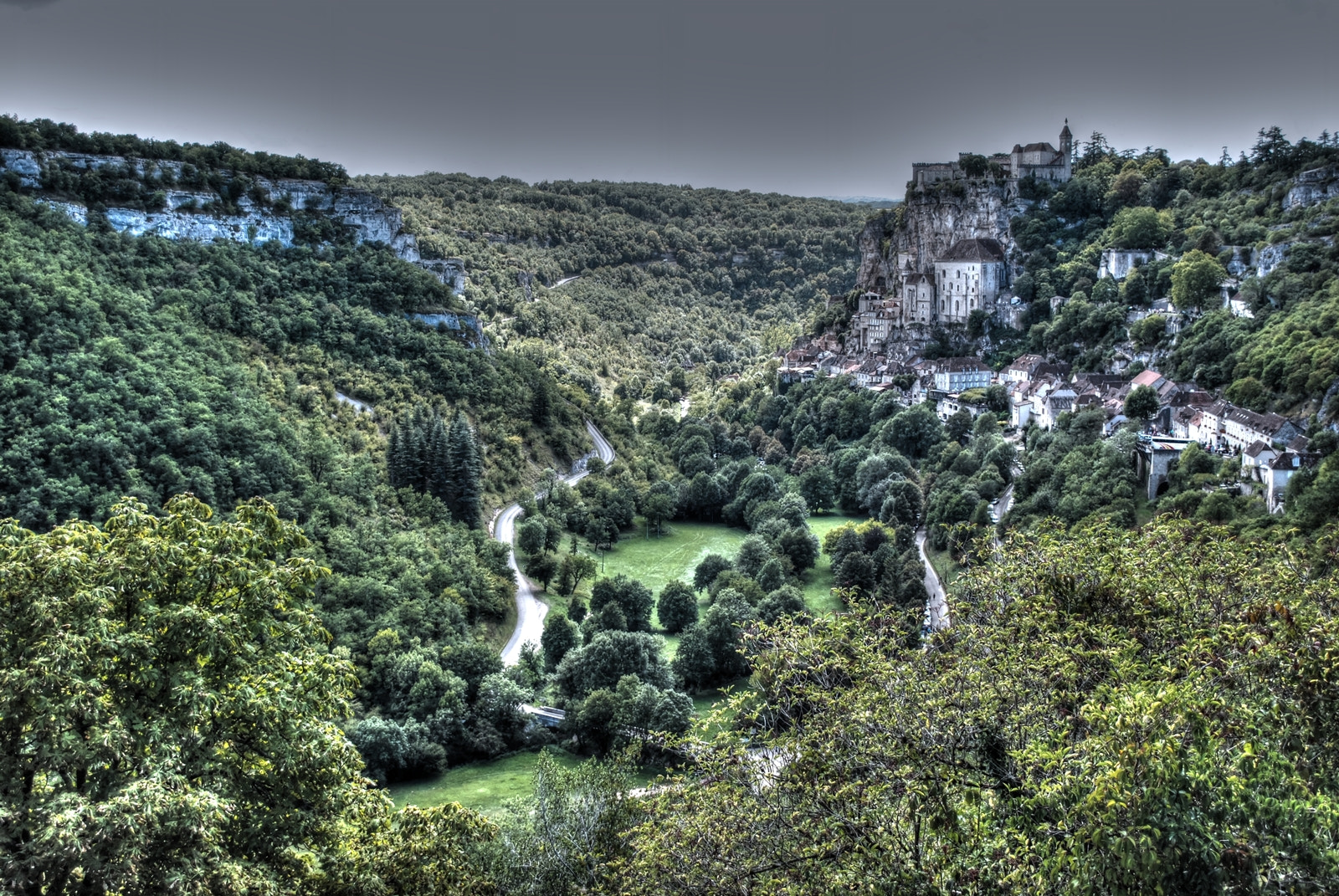 Photograph Rocamadour by Ar Gadea on 500px