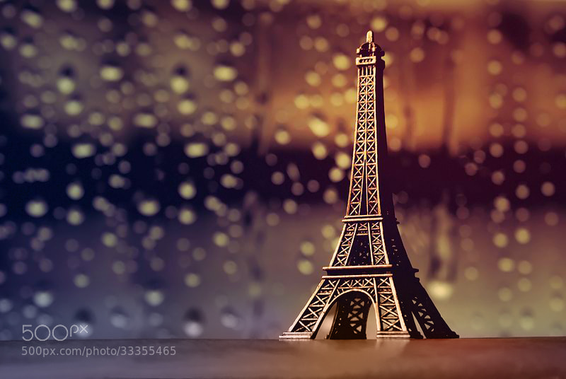 Photograph We'll Always Have Paris by Sandra Stipan on 500px
