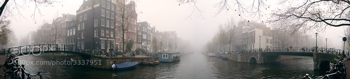 Photograph Foggy Amsterdam2 by Glafira Kushnir on 500px