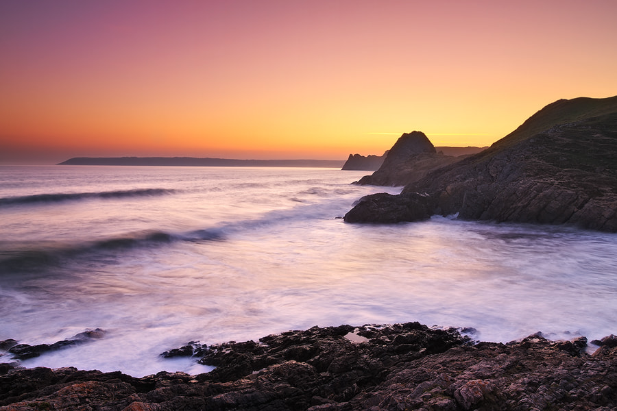 Photograph Pobbles Bay by Michael  Breitung on 500px