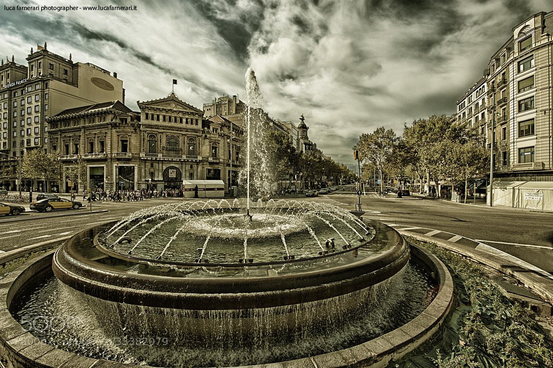 Photograph Barcellona by Luca Farnerari on 500px