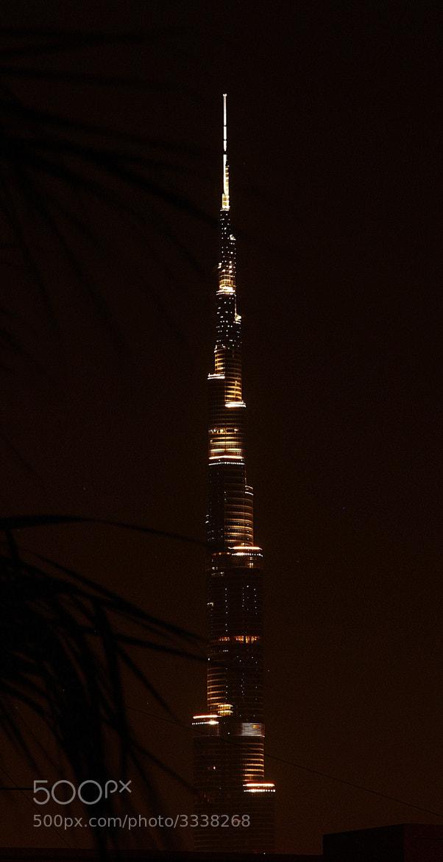Photograph Khalifa by Saad Iqbal on 500px