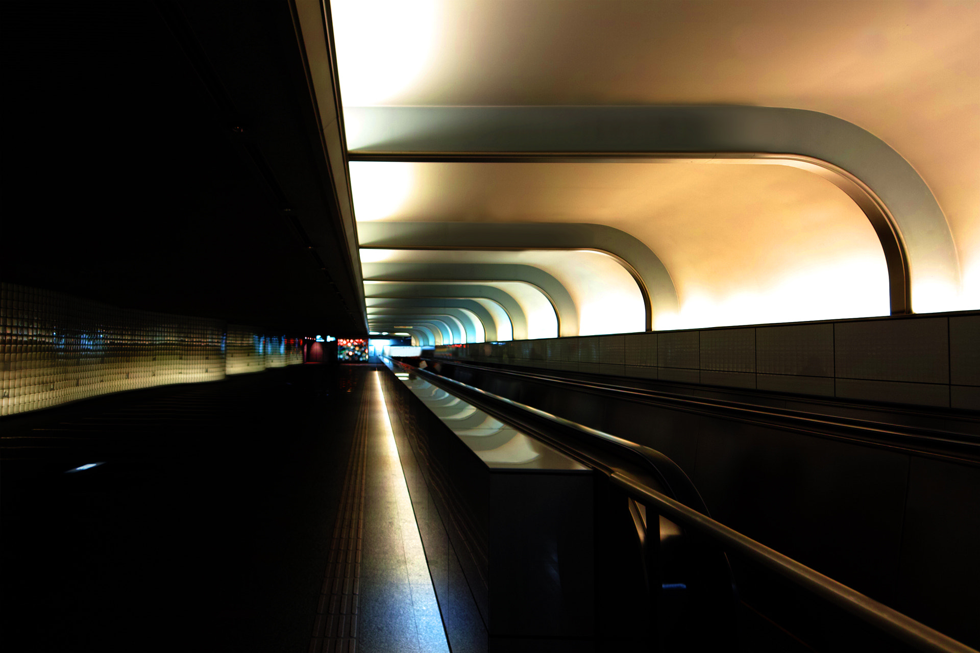 Photograph Time Tunnel by Azul Obscura on 500px