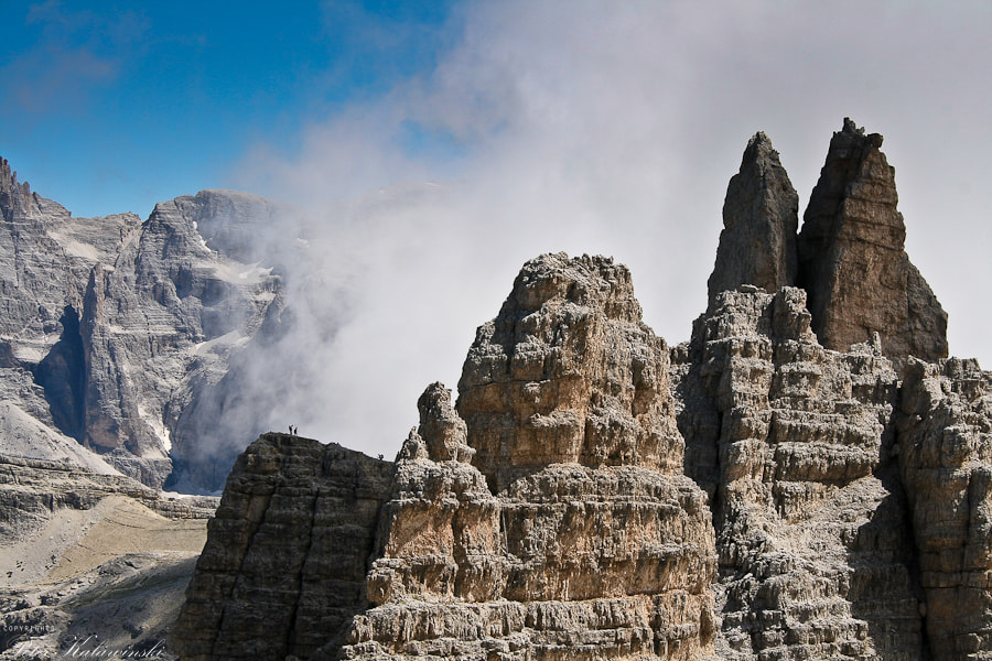 Photograph Dolomites - ways to the top by Pe Ka on 500px