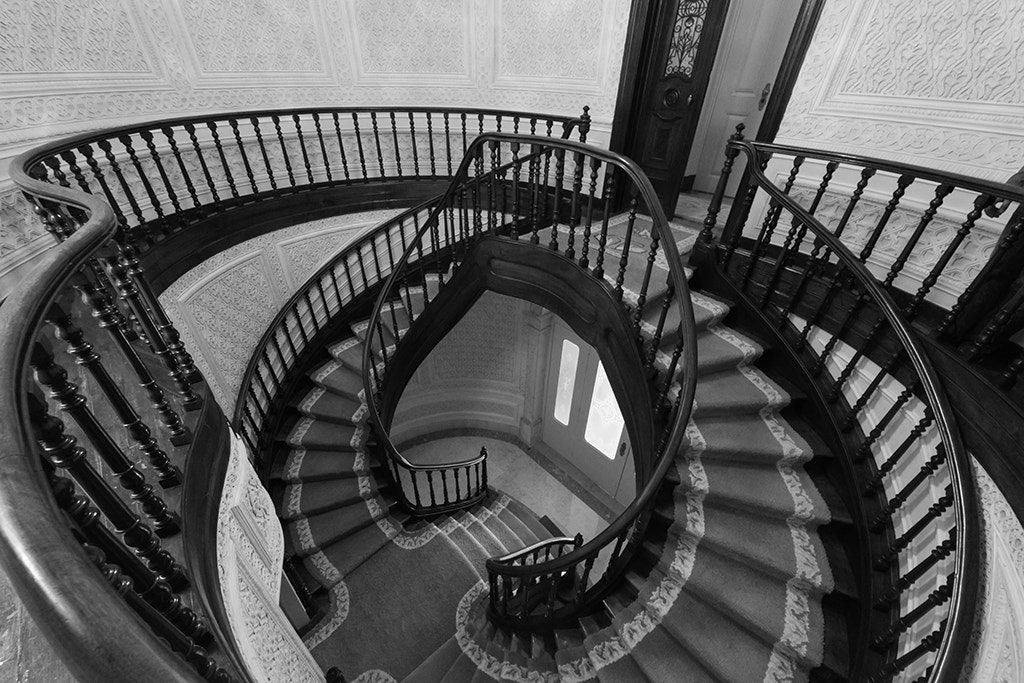 Photograph Staircase by Jorge Orfão on 500px