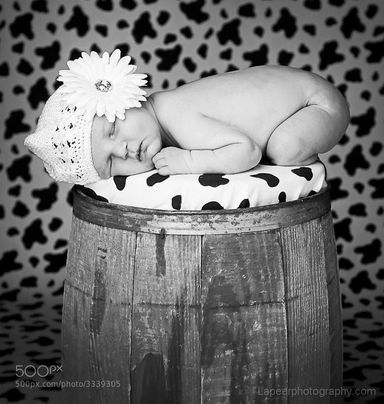 Photograph Sleeping Child and cow spots by David Sr on 500px