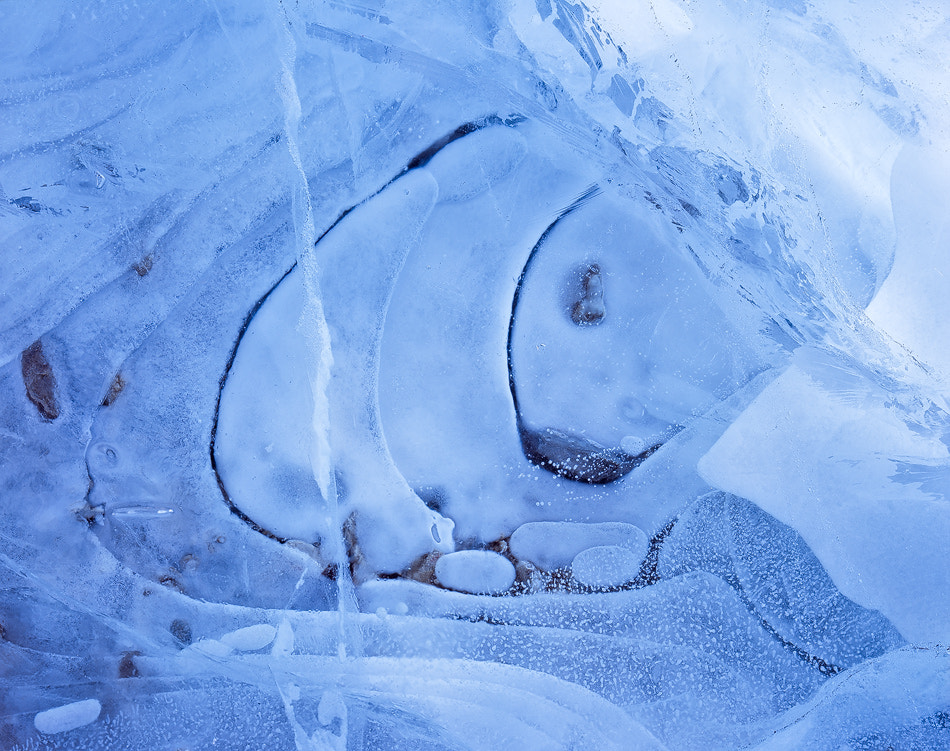 Photograph Abstract Ice I by Andrea Lastri on 500px