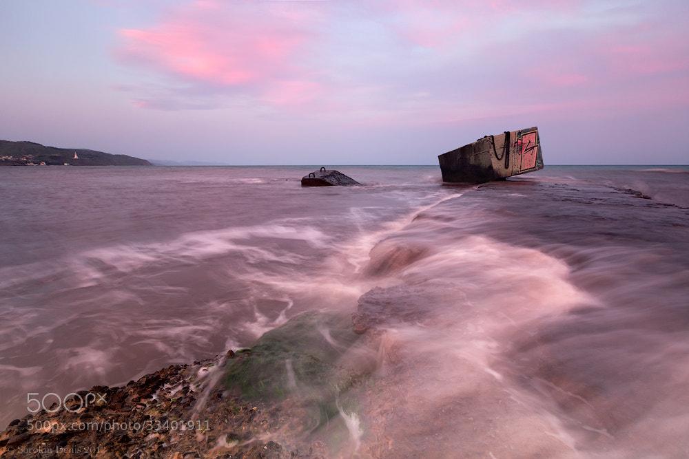 Photograph breakwater... by Denis Sorokin on 500px