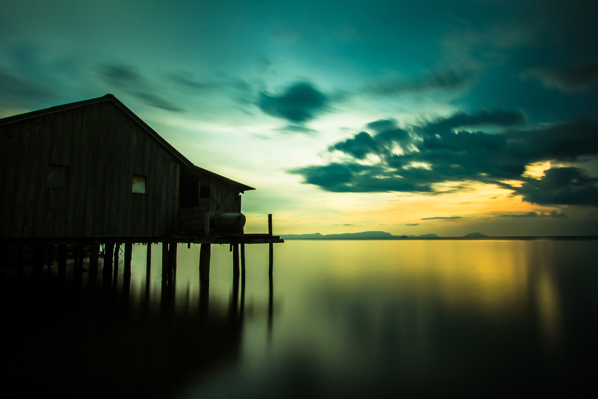 Photograph Sanctum At Sunset by Monssieur Roth Foto on 500px