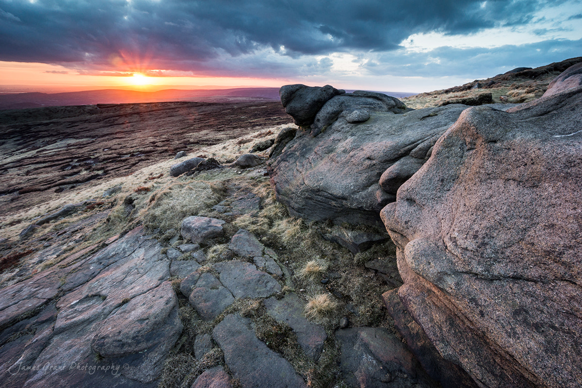 Photograph Lower Shelf Stones by James Grant on 500px