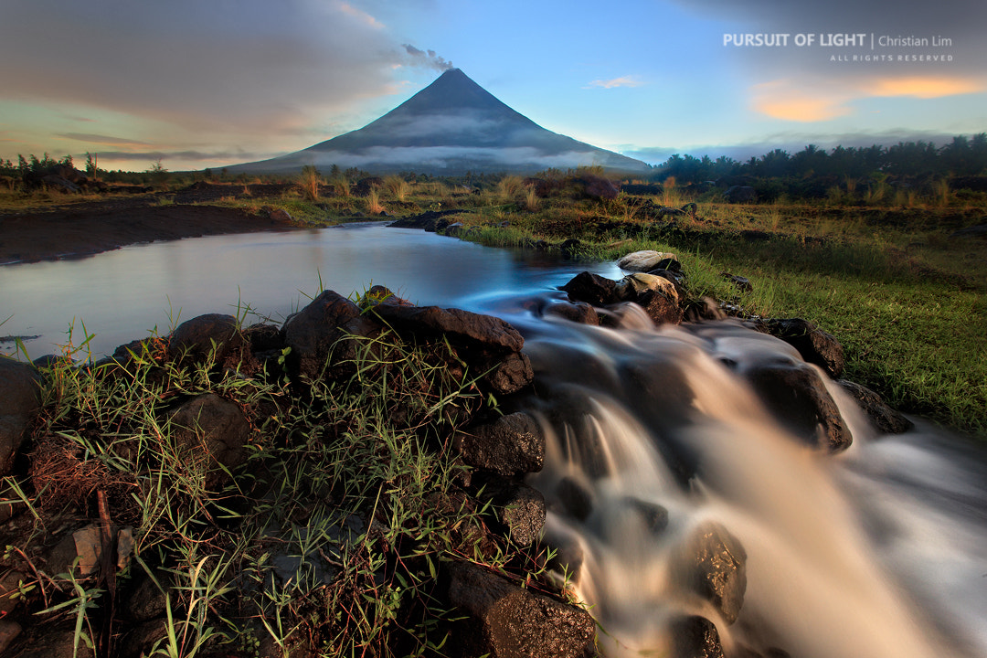 Photograph Mystic Mt Mayon by Christian Lim on 500px