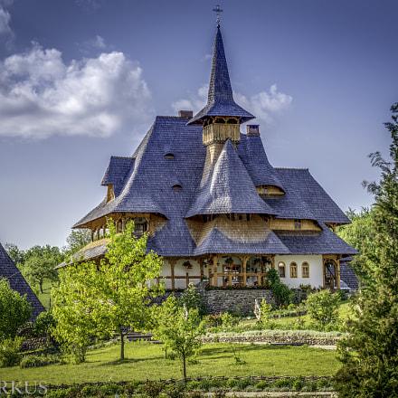 Museum of Barsana Monastery