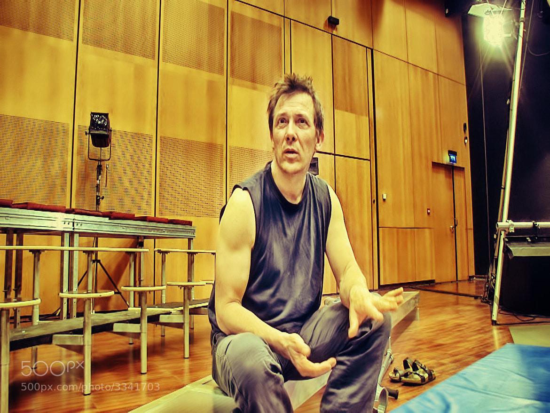 Photograph Interview Antoine Rigot (funambulist) by Rafa Galante on 500px