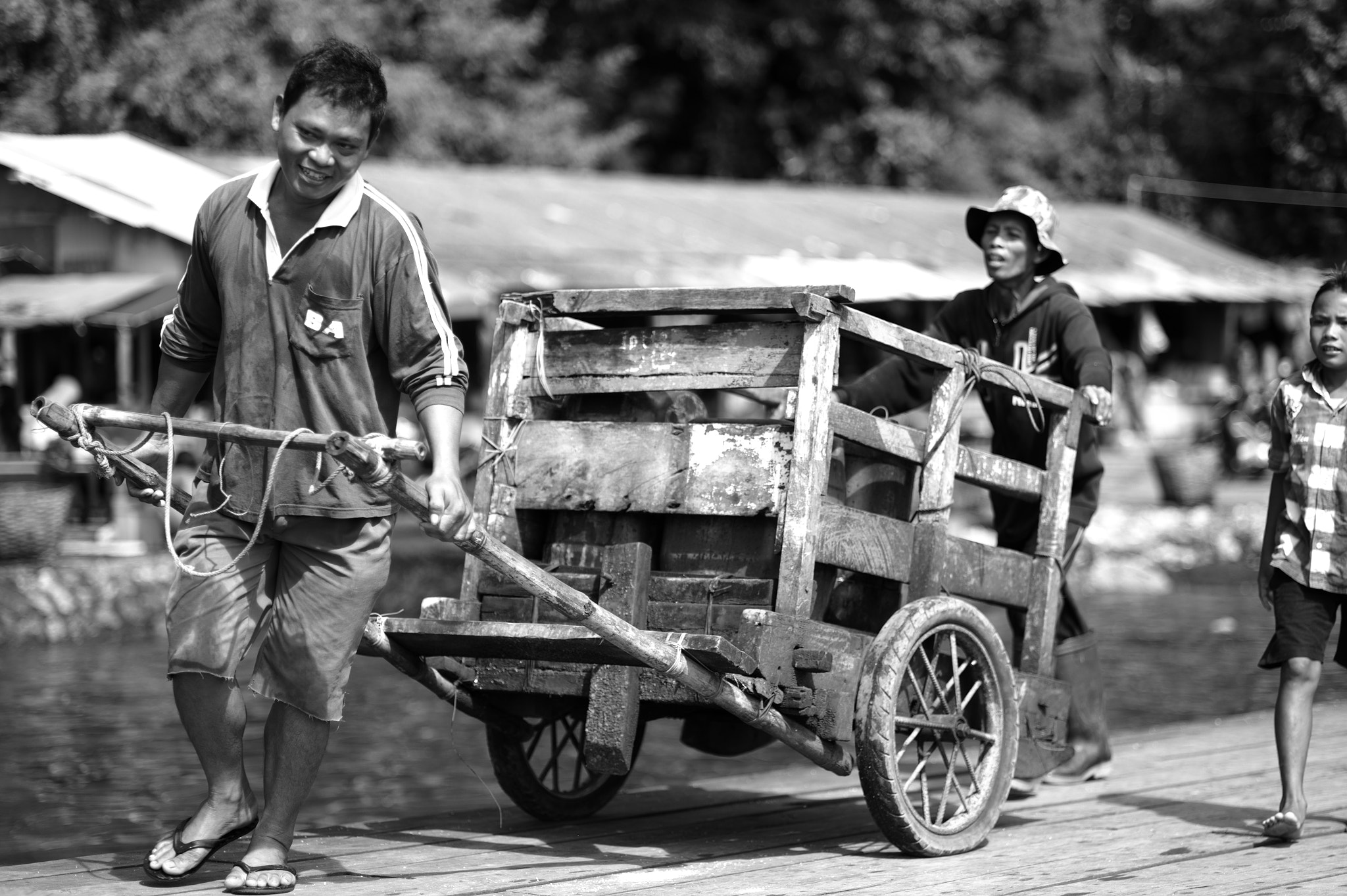 Photograph Cart by JOSSI  on 500px