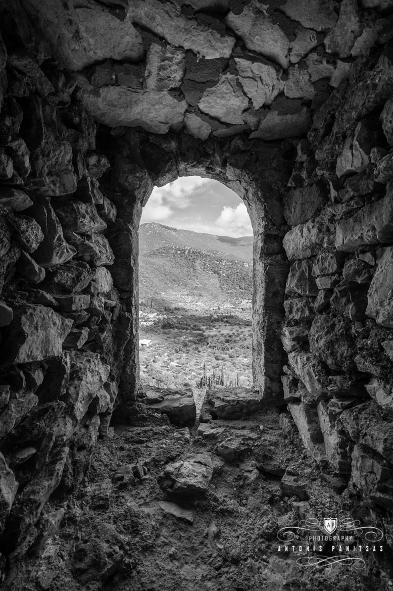 Photograph Ancient Window looking the future by Antonis Panitsas on 500px