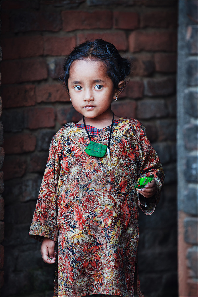 Photograph Nepaleese Girl by Valery Latypov on 500px