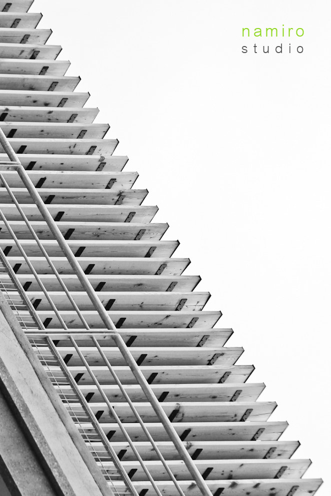 Photograph Stair by Romain Rousset on 500px