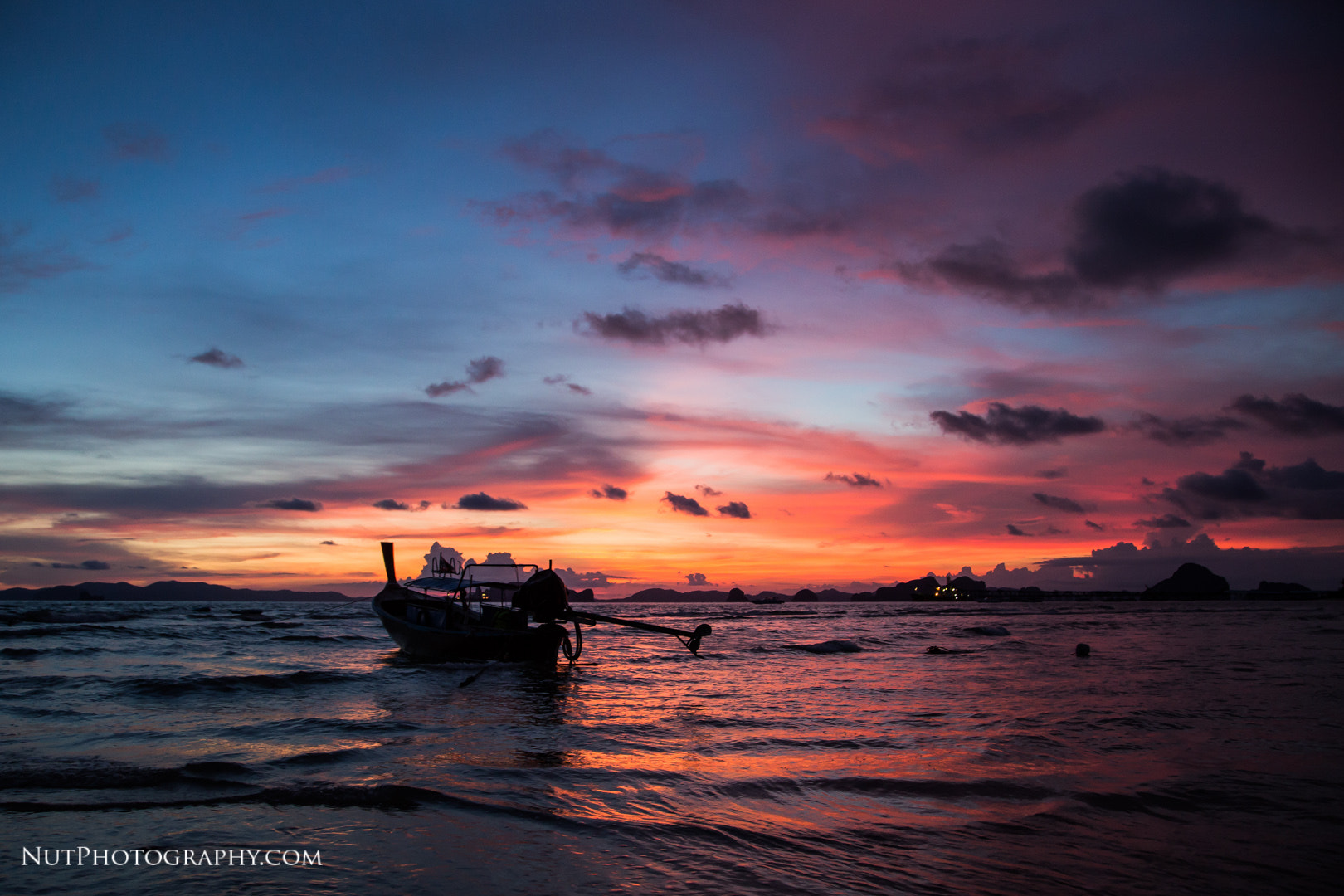 Photograph Last sunset by Chaisit Tularak on 500px