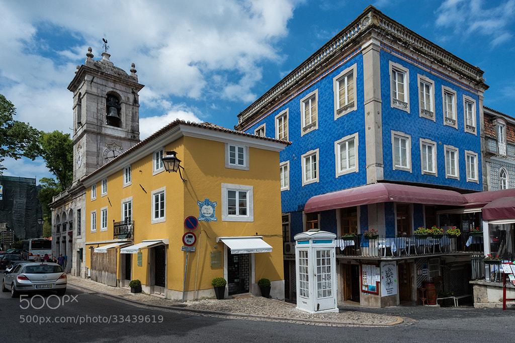 Photograph Sintra by Jorge Orfão on 500px