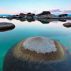 While most people spend their time on the South and Western sides of Lake Tahoe, Sand Harbor on the North Eastern side offers some of the best the lake has to offer.
