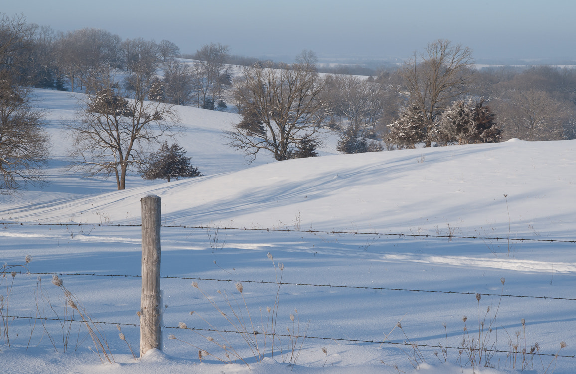 Photograph Winter Pasture by Scott Hull on 500px