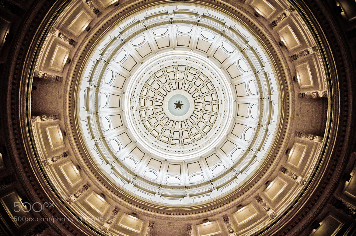 Photograph Texas Capitol Dome by Rachel Houghton on 500px