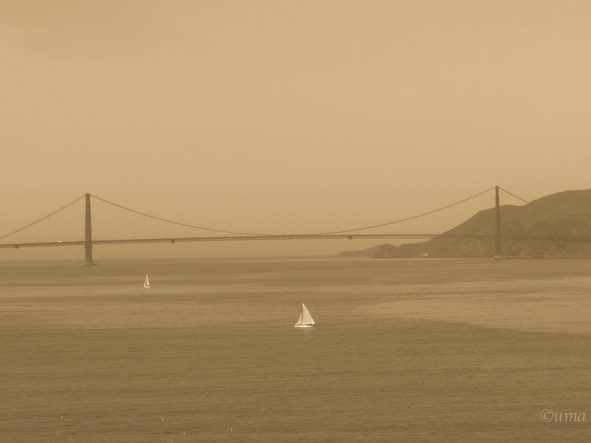 Photograph Antique Golden gate! by Uma Holla on 500px