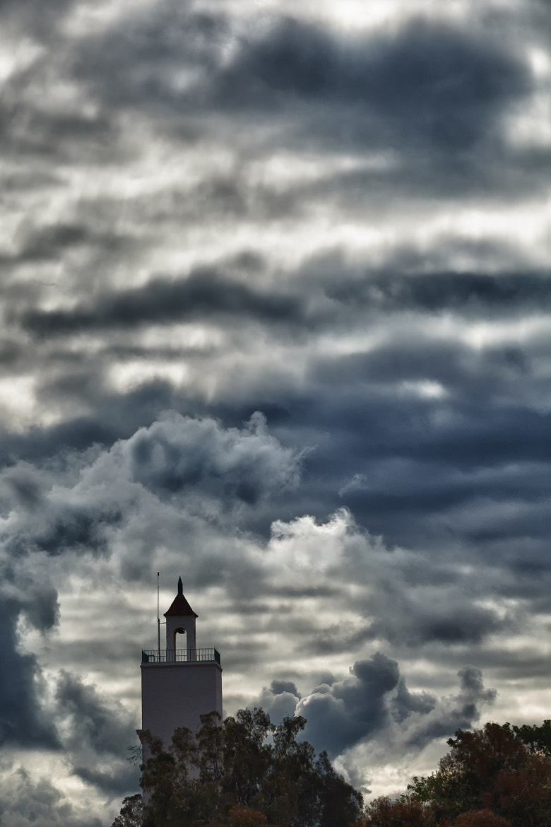 Photograph SDSU Tower - HDR by Shane Lund on 500px
