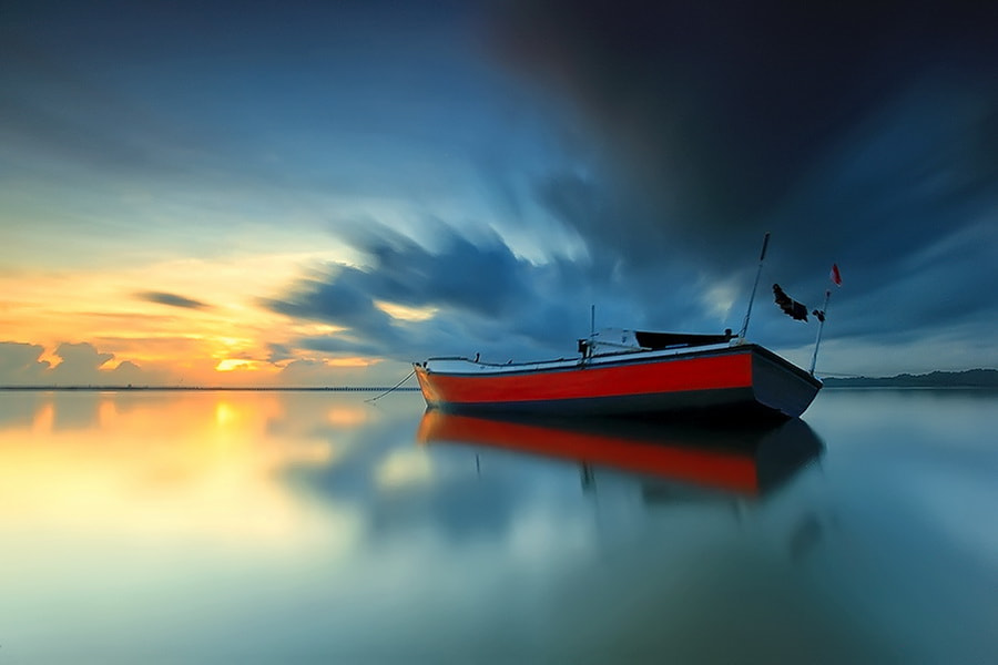 Photograph Big Red  by Agoes Antara on 500px