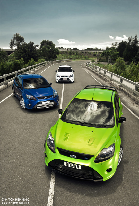 Photograph Ford Focus RS by Mitch Hemming on 500px