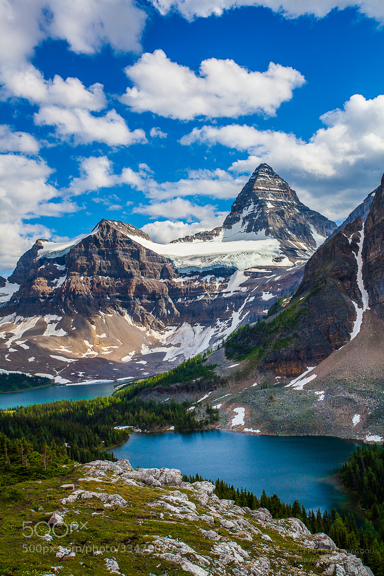 Photograph Mt Assiniboine by Putt Sakdhnagool on 500px