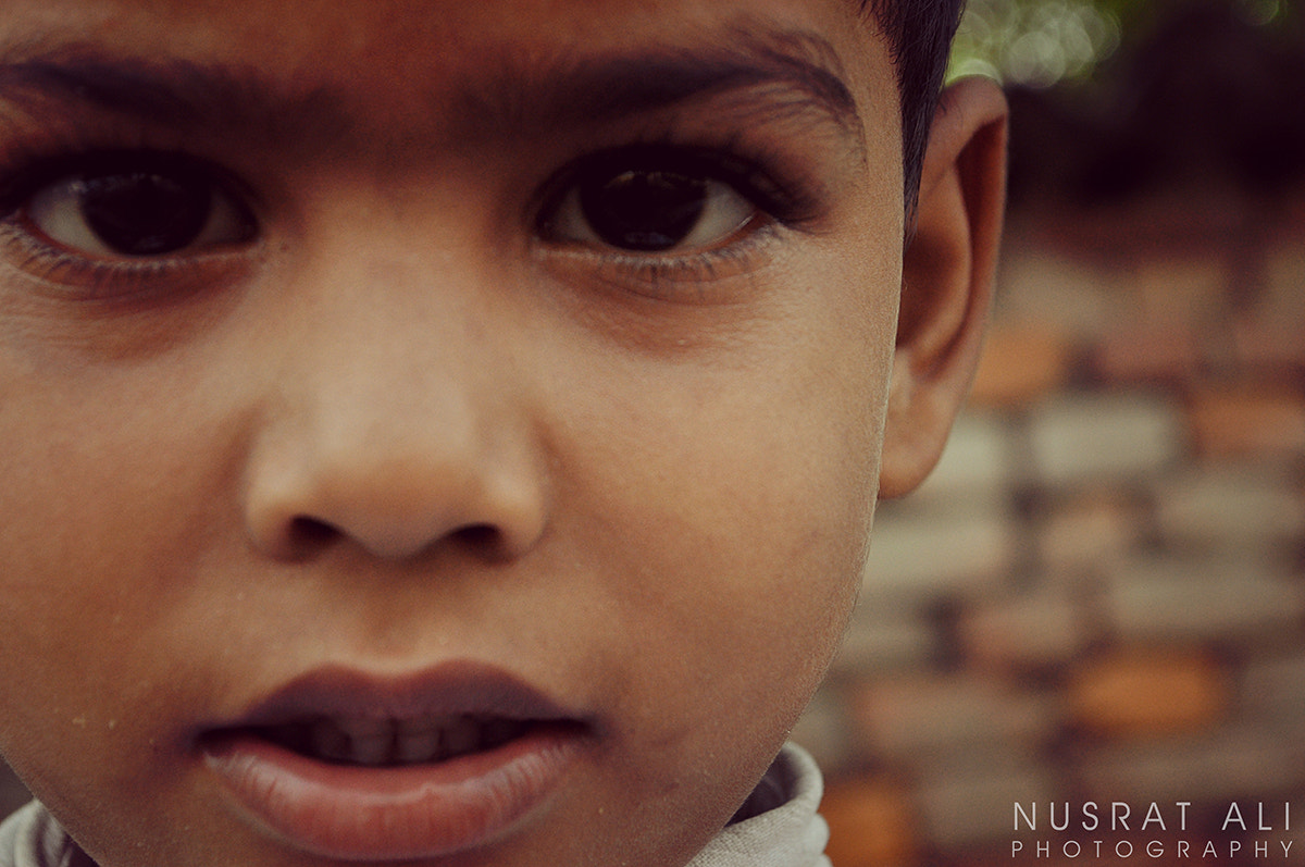 Photograph Portrait by Nusrat Ali on 500px